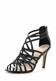 Босоножки, Alesya, цвет: черный. Артикул: AL048AWQEJ59. Женская обувь / Босоножки