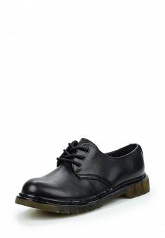 Ботинки, Angelo Milano, цвет: черный. Артикул: AN053AWPSU59. Женская обувь