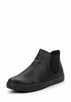 Слипоны, Angelo Milano, цвет: черный. Артикул: AN053AWPSU60. Женская обувь
