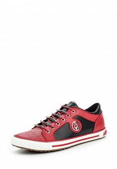Кеды, Armani Jeans, цвет: мультиколор. Артикул: AR411AWJSO42. Женщинам / Обувь / Кроссовки и кеды