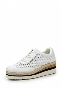 Ботинки, Armani Jeans, цвет: белый. Артикул: AR411AWPWC43. Премиум / Обувь
