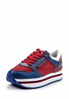 Кроссовки, Armani Jeans, цвет: мультиколор. Артикул: AR411AWPWC53. Премиум / Обувь