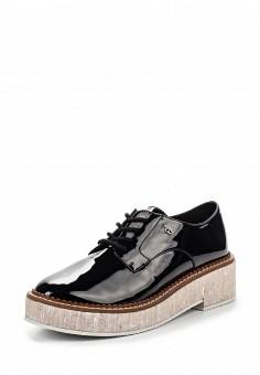 Ботинки, Armani Jeans, цвет: черный. Артикул: AR411AWPWC78. Премиум / Обувь