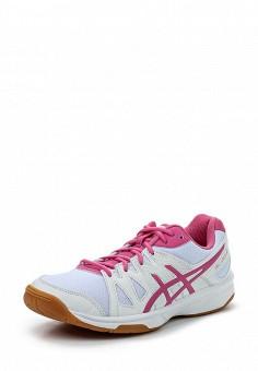 Кроссовки, ASICS, цвет: белый. Артикул: AS455AWJHT43. Женская обувь / Кроссовки и кеды