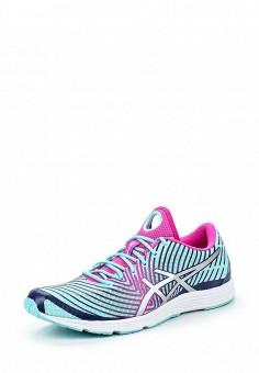 Кроссовки, ASICS, цвет: голубой. Артикул: AS455AWOVC05. Женская обувь / Кроссовки и кеды