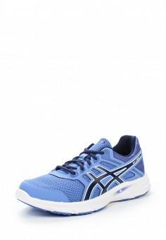 Кроссовки, ASICS, цвет: синий. Артикул: AS455AWUMF44. Женская обувь / Кроссовки и кеды