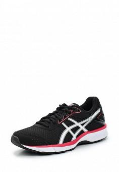 Кроссовки, ASICS, цвет: черный. Артикул: AS455AWUMF49. Женская обувь / Кроссовки и кеды