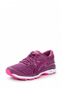 Кроссовки, ASICS, цвет: фиолетовый. Артикул: AS455AWUMF57. Женская обувь / Кроссовки и кеды