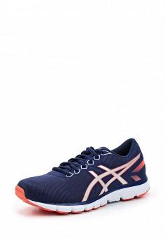 Кроссовки, ASICS, цвет: синий. Артикул: AS455AWUMF82. Женская обувь / Кроссовки и кеды