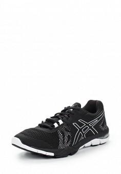 Кроссовки, ASICS, цвет: черный. Артикул: AS455AWUMF93. Женская обувь / Кроссовки и кеды