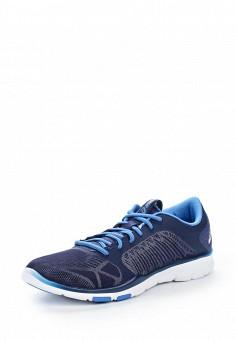 Кроссовки, ASICS, цвет: синий. Артикул: AS455AWUMF97. Женская обувь / Кроссовки и кеды