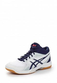Кроссовки, ASICS, цвет: белый. Артикул: AS455AWUMG00. Женская обувь / Кроссовки и кеды