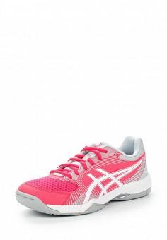 Кроссовки, ASICS, цвет: розовый. Артикул: AS455AWUMG03. Женская обувь / Кроссовки и кеды
