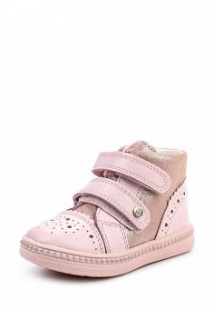 Ботинки Bartek выполнены из натуральной кожи