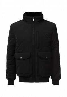 Куртка утепленная, Baon, цвет: черный. Артикул: BA007EMLBR99. Мужская одежда / Верхняя одежда / Пуховики и зимние куртки