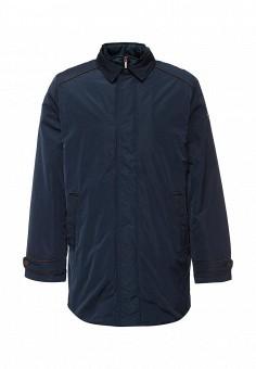 Куртка утепленная, Baon, цвет: синий. Артикул: BA007EMLBS03. Мужская одежда / Верхняя одежда / Пуховики и зимние куртки