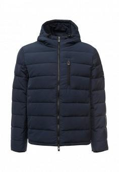 Пуховик, Baon, цвет: синий. Артикул: BA007EMLNS63. Мужская одежда / Верхняя одежда / Пуховики и зимние куртки