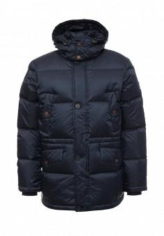 Пуховик, Baon, цвет: синий. Артикул: BA007EMLNS72. Мужская одежда / Верхняя одежда / Пуховики и зимние куртки