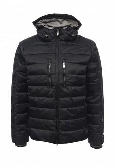 Пуховик, Baon, цвет: черный. Артикул: BA007EMLNS79. Мужская одежда / Верхняя одежда / Пуховики и зимние куртки