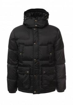 Пуховик, Baon, цвет: черный. Артикул: BA007EMMNS34. Мужская одежда / Верхняя одежда / Пуховики и зимние куртки