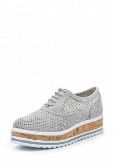 Ботинки, Bata, цвет: серый. Артикул: BA060AWQEB12. Женская обувь / Ботинки