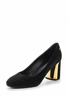 Туфли, Baldinini, цвет: черный. Артикул: BA097AWTBZ15. Женская обувь