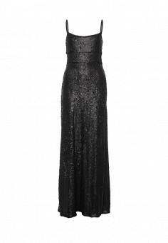 Платье, BCBGMaxAzria, цвет: черный. Артикул: BC529EWNWQ49. Женская одежда / Платья и сарафаны / Вечерние платья