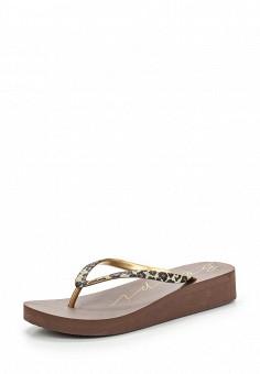 Шлепанцы, Beppi, цвет: коричневый. Артикул: BE099AWETR35. Женская обувь / Шлепанцы и акваобувь
