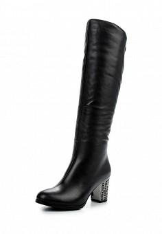 Сапоги, Bigtora, цвет: черный. Артикул: BI015AWLFH35. Женская обувь / Сапоги
