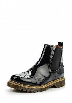 Ботинки, Bronx, цвет: черный. Артикул: BR336AWKAS32. Bronx