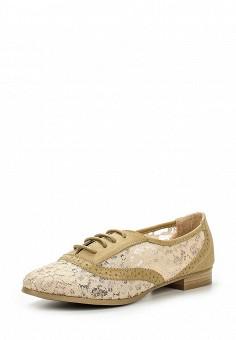 Ботинки, Buonarotti, цвет: бежевый. Артикул: BU020AWIGQ23. Женская обувь / Ботинки