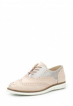 Ботинки, Bullboxer, цвет: бежевый. Артикул: BU470AWQDD48. Женская обувь / Ботинки