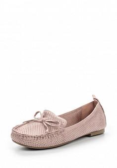 Мокасины, Call It Spring, цвет: розовый. Артикул: CA052AWPTP63. Женская обувь / Мокасины и топсайдеры