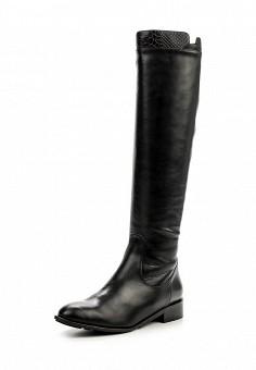 Сапоги, City Sign, цвет: черный. Артикул: CI012AWMQE34. Женская обувь / Сапоги