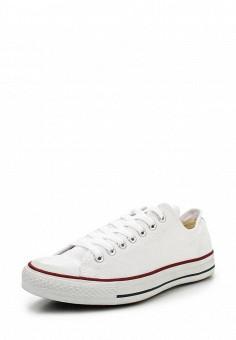 Кеды, Converse, цвет: белый. Артикул: CO011AUFZ698. Мужская обувь / Кроссовки и кеды