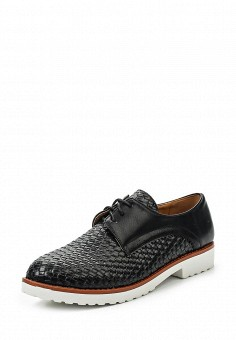 Ботинки, Coco Perla, цвет: черный. Артикул: CO039AWRTT67. Женская обувь / Ботинки / Низкие ботинки