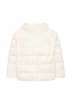 Куртка утепленная, Conso Wear, цвет: бежевый. Артикул: CO050EWQUO70. Женская одежда / Верхняя одежда / Демисезонные куртки