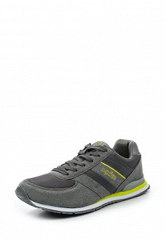 Кроссовки, Dixer, цвет: серый. Артикул: DI028AMPQX32. Мужская обувь / Кроссовки и кеды / Кроссовки