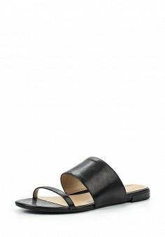 Шлепанцы, DKNY, цвет: черный. Артикул: DK001AWIRK75. Премиум / Обувь