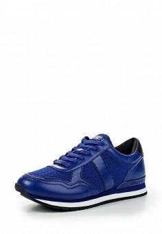 Кроссовки, DKNY, цвет: синий. Артикул: DK001AWJKZ41. Премиум / Обувь