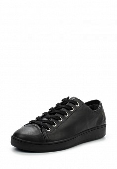 Кеды, DKNY, цвет: черный. Артикул: DK001AWPVH91. Премиум / Обувь
