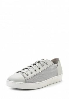 Кеды, DKNY, цвет: серый. Артикул: DK001AWROY27. Премиум / Обувь