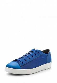 Кеды, DKNY, цвет: синий. Артикул: DK001AWROY28. Женская обувь / Кроссовки и кеды