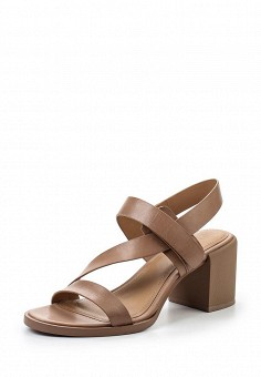 Босоножки, DKNY, цвет: коричневый. Артикул: DK001AWROY39. Премиум / Обувь