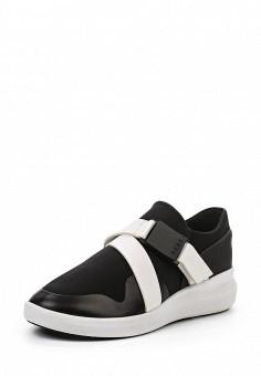 Кроссовки, DKNY, цвет: черный. Артикул: DK001AWROY50. Женская обувь / Кроссовки и кеды