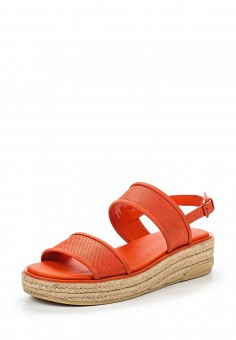 Босоножки, DKNY, цвет: оранжевый. Артикул: DK001AWROY56. Премиум / Обувь