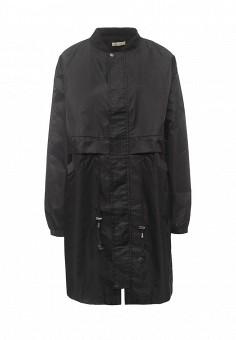 Парка, Dorado, цвет: черный. Артикул: DO035EWRUS55. Женская одежда / Верхняя одежда / Парки