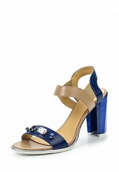 Босоножки, Conhpol-Bis, цвет: мультиколор. Артикул: ER946AWRBY75. Женская обувь / Босоножки