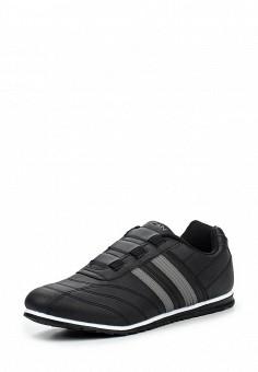 Кроссовки, Escan, цвет: черный. Артикул: ES021AMQSB74. Мужская обувь / Кроссовки и кеды / Кроссовки
