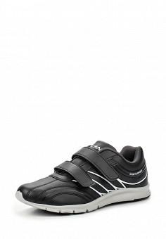 Кроссовки, Escan, цвет: черный. Артикул: ES021AWMBH62. Женская обувь / Кроссовки и кеды / Кроссовки
